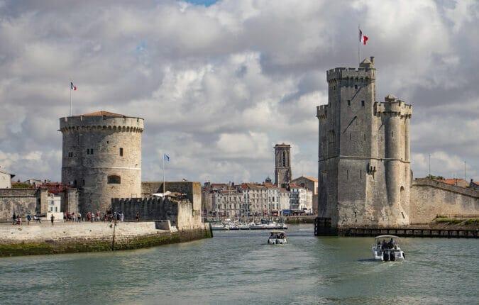 Découvrez la Rochelle